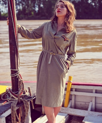 Robe militaire