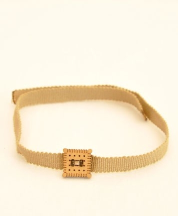 "Bracelet ""Petit Beurre"""