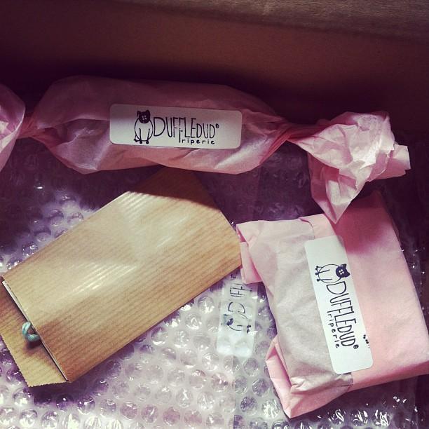 emballage livraison